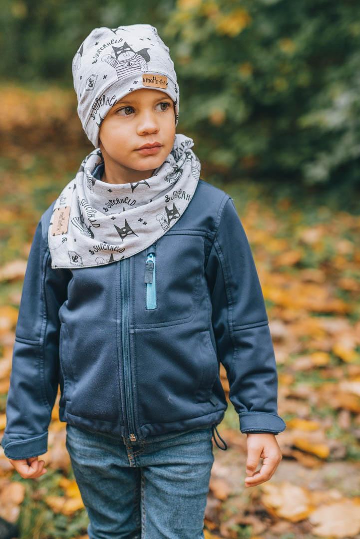 Portrait Kindergartenkind Outdoor