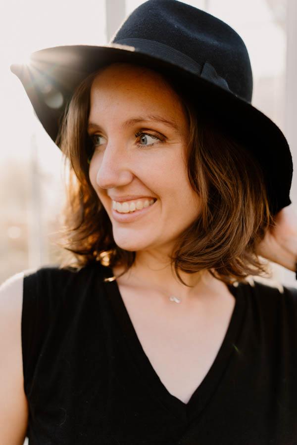 Portrait der Fotografin Miriam Reinhardt